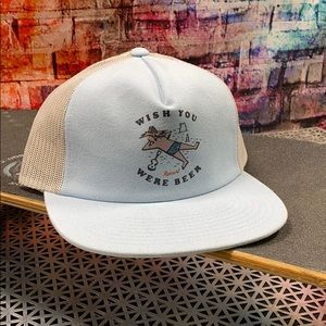 🔥 RIP CURL SNAP-BACK HAT 🔥